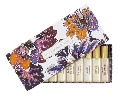 Picture of Woman set 10 Eau de Toilette