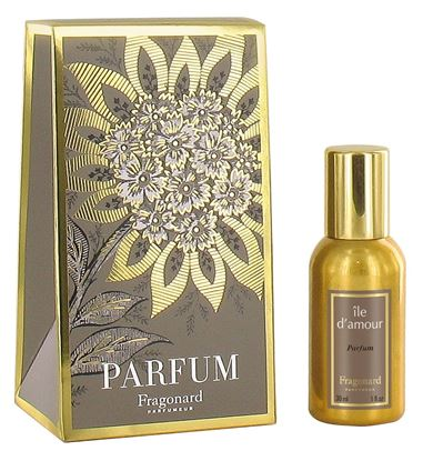 Picture of Ile d'Amour Perfume 30ml