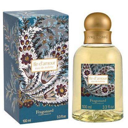 Imagine a Ile d'Amour Apa de toaleta 100ml